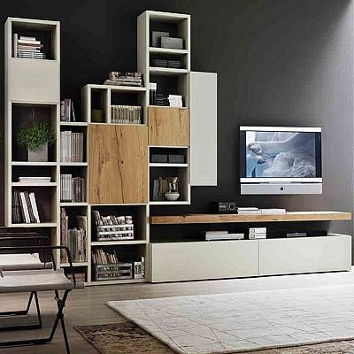 Amazing contemporary 'Inde' TV Unit by Orme