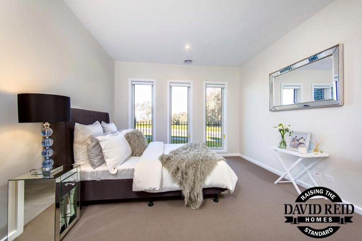 David Reid Homes Australasia Designs: Bedroom Designs #DavidReidHomesAus #Builder #AspirationalHomes