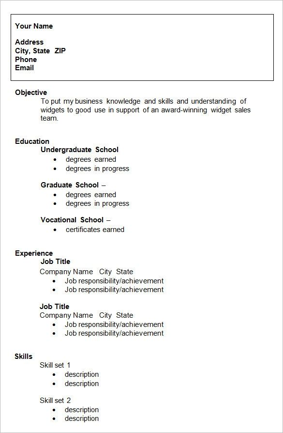 Best 25+ College resume ideas on Pinterest Uvic webmail, Job - resume examples college