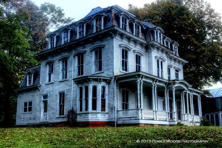 Images About Abandoned Houses On Pinterest Spooky House Abandoned