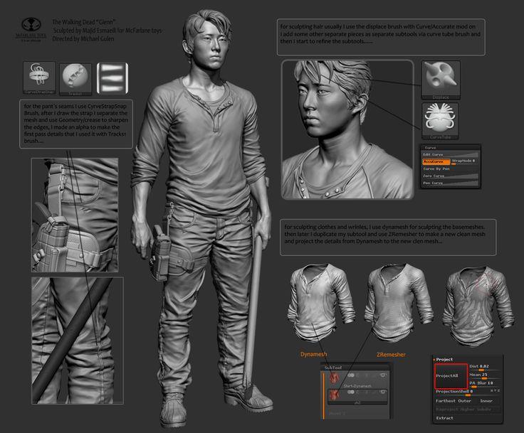 Character Design Zbrush Tutorial : Best zbrush images on pinterest tutorial