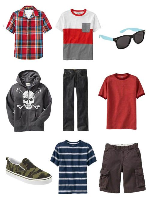 Old navy picks for fall 9 items 10 or under for Old navy school shirts