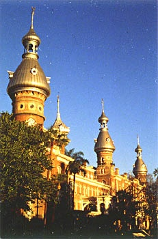 My son is considering this school. We visited and it is beautiful. University of Tampa, Tampa, Florida
