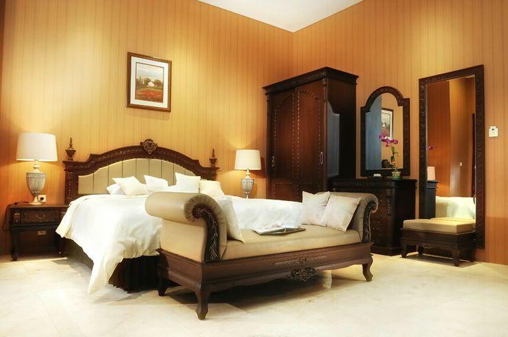 Junior Suite - Book now: www.thepalaisdago.com
