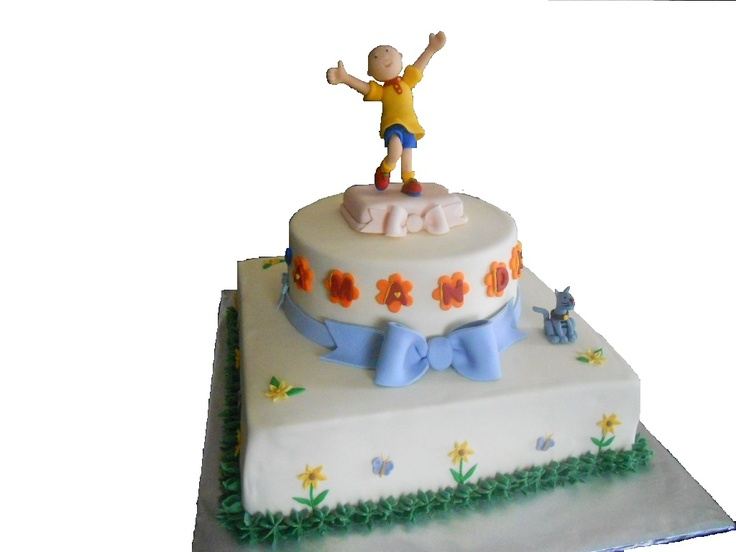 Aj Nd Bday Cake