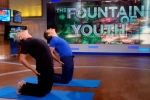 The Five Tibetans with Medicine Hunter Chris Kilham on Dr. Oz - Do this every morning, takes 5 minutes