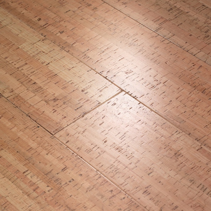 a bit of cork flooring