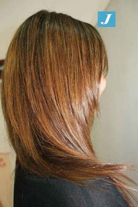 Avere  I capelli trattati con cura e professionalità fa la differenza #modacapellipotenza #cdj #degradejoelle  #tagliopuntearia #degradè #igers #musthave #hair #hairstyle #haircolour #longhhair #oodt #hairfaschion #madeinitaly