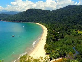 Praia do Sono - Trindade