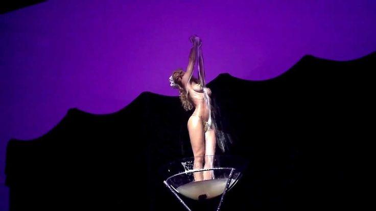 Scarlett James - Burlesque - Champagne - showgirl (+playlist)