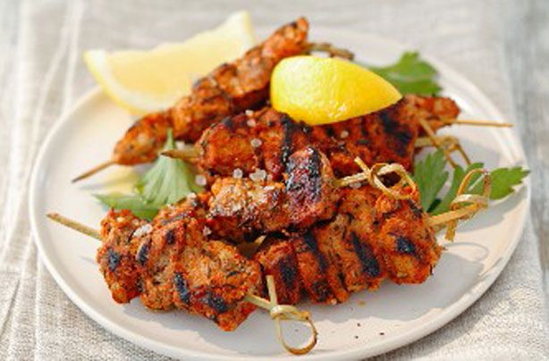 Smoky paprika pork kebabs recipe - goodtoknow