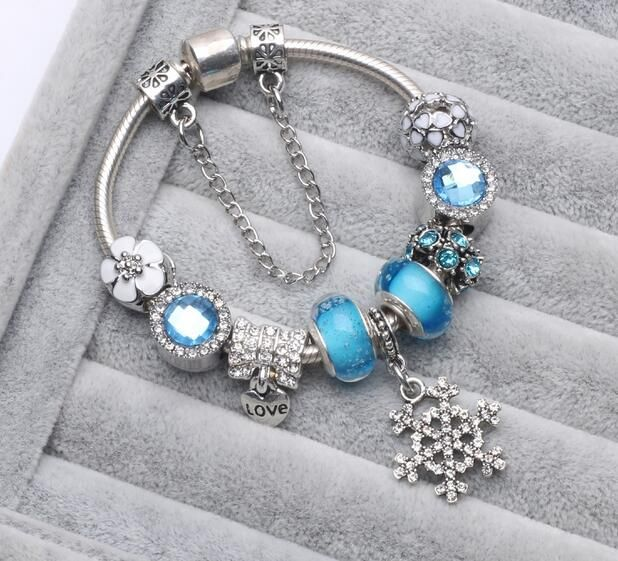 Top selling Silver Fit Bracelets & Bangles Family Crystal Glass Beads Luxury Bracelets Jewelry For Women Bangles,   Engagement Rings,  US $56.00,   http://diamond.fashiongarments.biz/products/top-selling-silver-fit-bracelets-bangles-family-crystal-glass-beads-luxury-bracelets-jewelry-for-women-bangles/,  US $56.00, US $49.28  #Engagementring  http://diamond.fashiongarments.biz/  #weddingband #weddingjewelry #weddingring #diamondengagementring #925SterlingSilver #WhiteGold