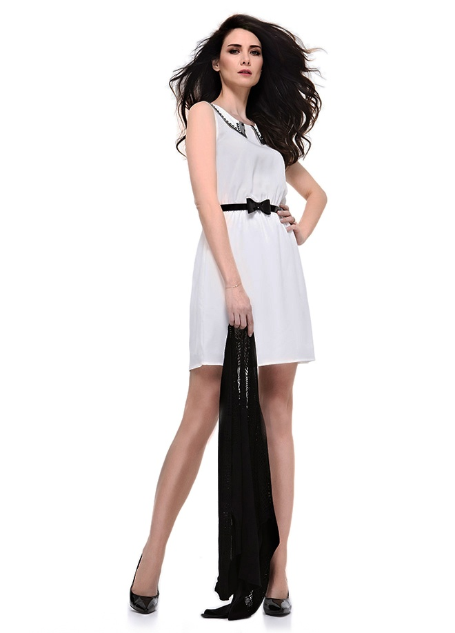 - Giselle Elbise Markafonide 129,90 TL yerine 59,99 TL! Satın almak için: http://www.markafoni.com/product/3694091/