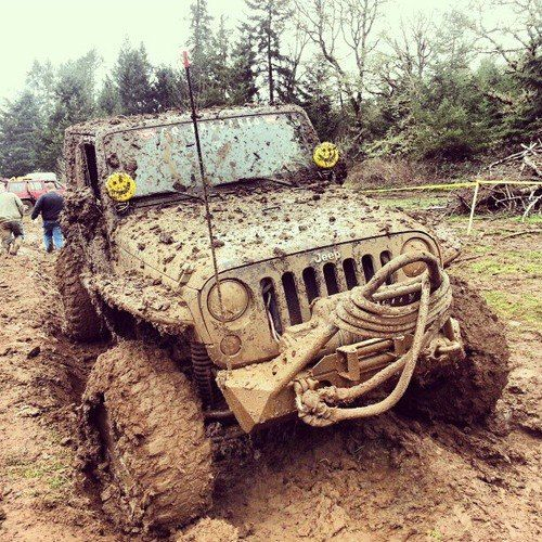Miss doing this, time to buy another jeep I think!