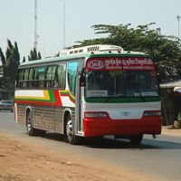 Cambodia - Bus Schedules and Companies