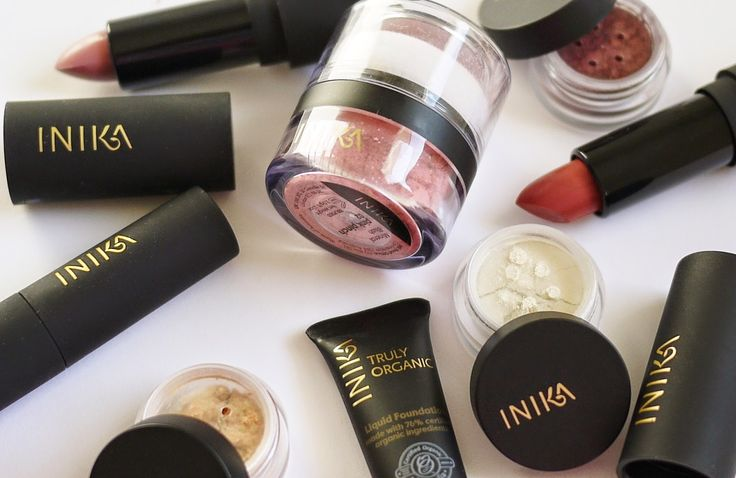 Blog post featuring Inika Mineral Cosmetics and how you can transform your simple day look to a date-time evening look. Shop Inika here - http://facialco.com.au/inika