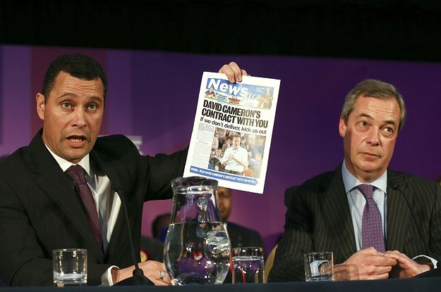 British Minorities Are Fed Up With Immigration And Want UK To Leave EU, Claims UKIP