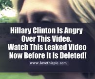Hillary Camp Freaking Out As This Video Goes Viral.. 'No Way To Stop It Now'