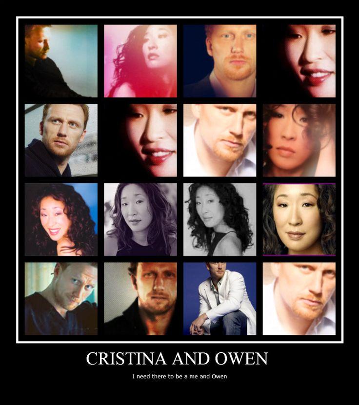 Greys anatomy cristina rencontre owen