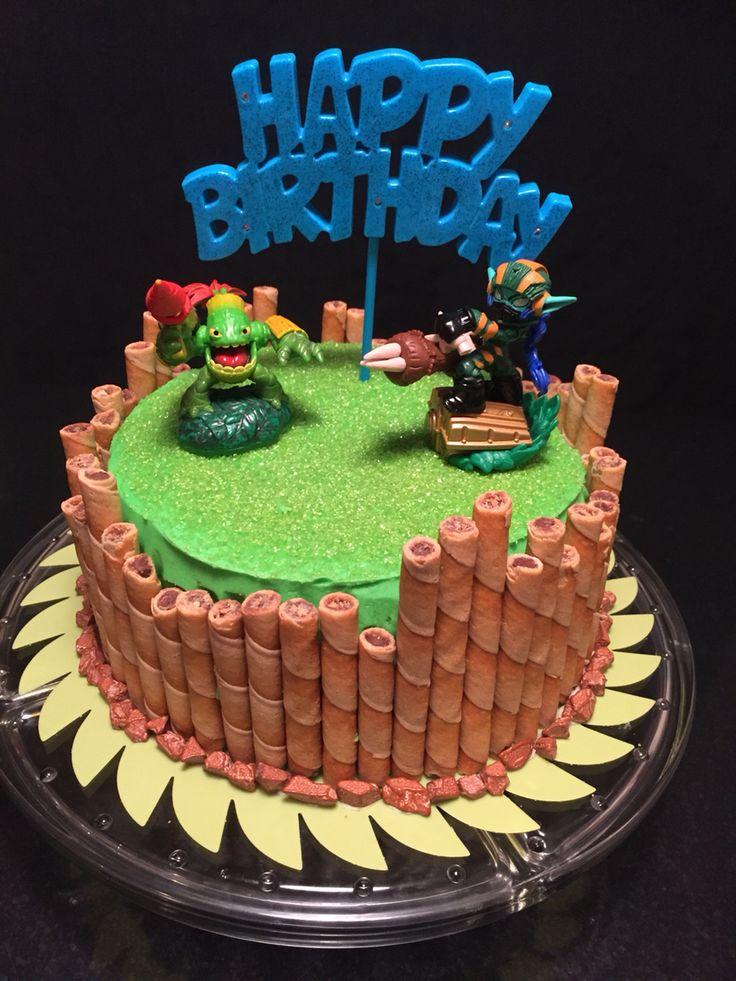 11 Best Julians Skylander Birthday Images On Pinterest Skylanders