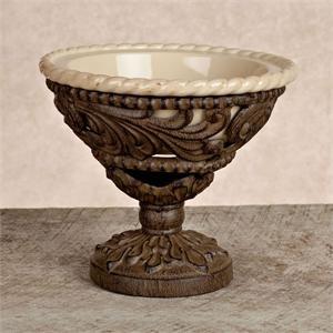 GG Footed Serving Platter Bowl: Serving Bowls, Baroque Pedestal, Gg Collection, Bowl 57 96, Serving Platters, 625 Pedestal