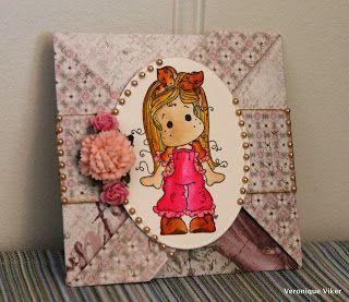 Pinwheel-card