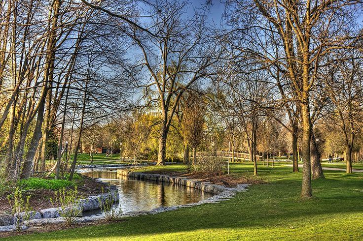 Victoria Park , Kitchener , Ontario
