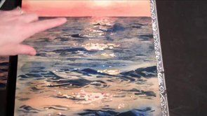 Learn Seascape Painting | www.drawing-made-easy.com | #learn #seascape