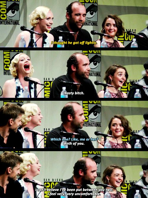 Game of Trones Interviews