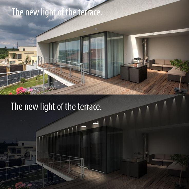 Universumi on saanut uuden valon – Ensto eDual. Koe terassin uusi valo. #habitare2014 #design #sisustus #messut #helsinki #messukeskus