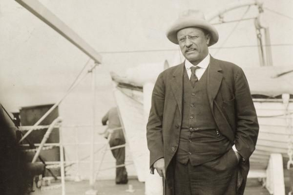 By United Press International On Dec. 10, 1906, President Theodore Roosevelt became the first American to win the Nobel Peace Prize.