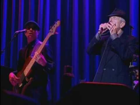 Dance me to the End of Love - Leonard Cohen - YouTube