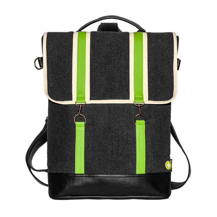 BACKPACK II GREEN