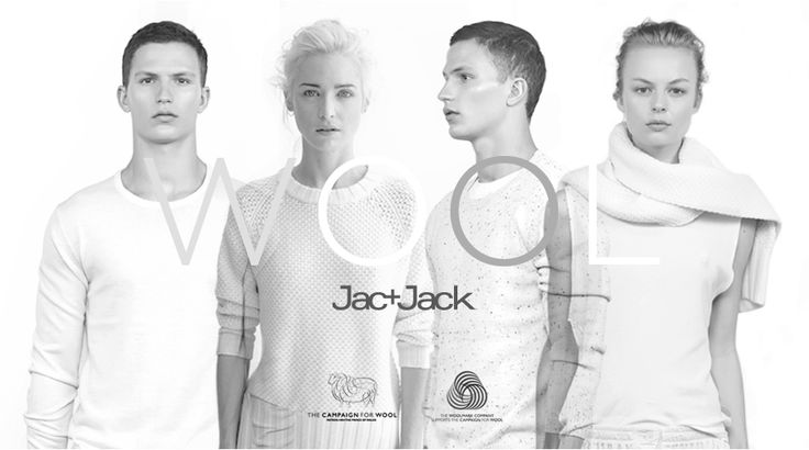 We ❤ Jac+ Jack! Take a look at their range of wool pieces and stock up for winter ;).