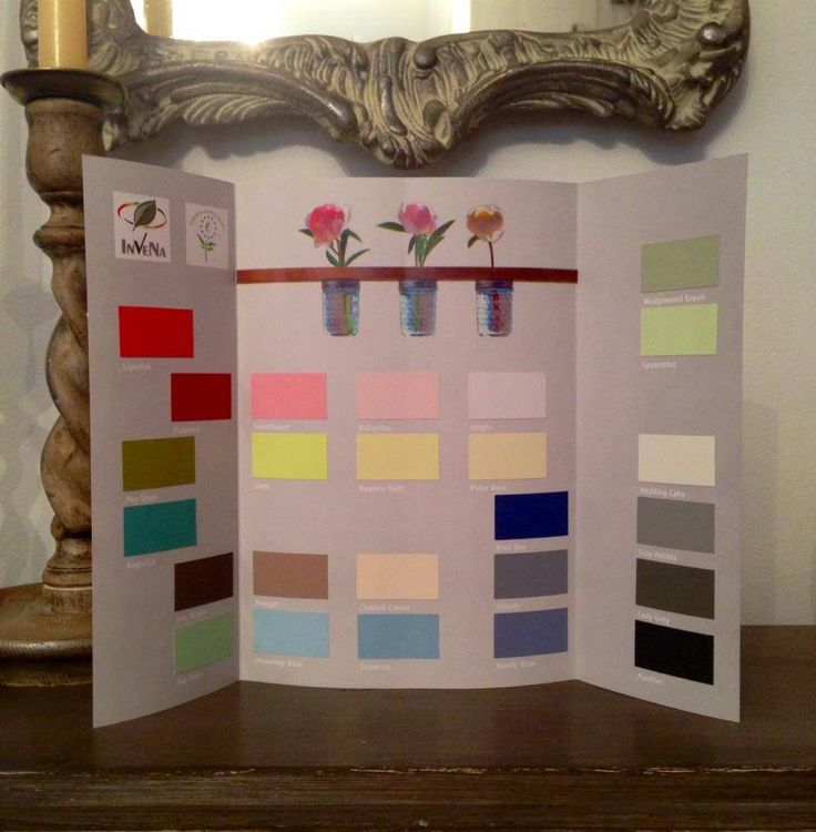 Frenchic Colour chart <3