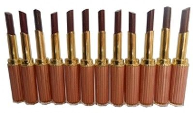TLM+GCI+Bright+Moist+Lipstick+100%+Fashion+805A+2.5g+X+12+pcs+Price+₹1,706.00