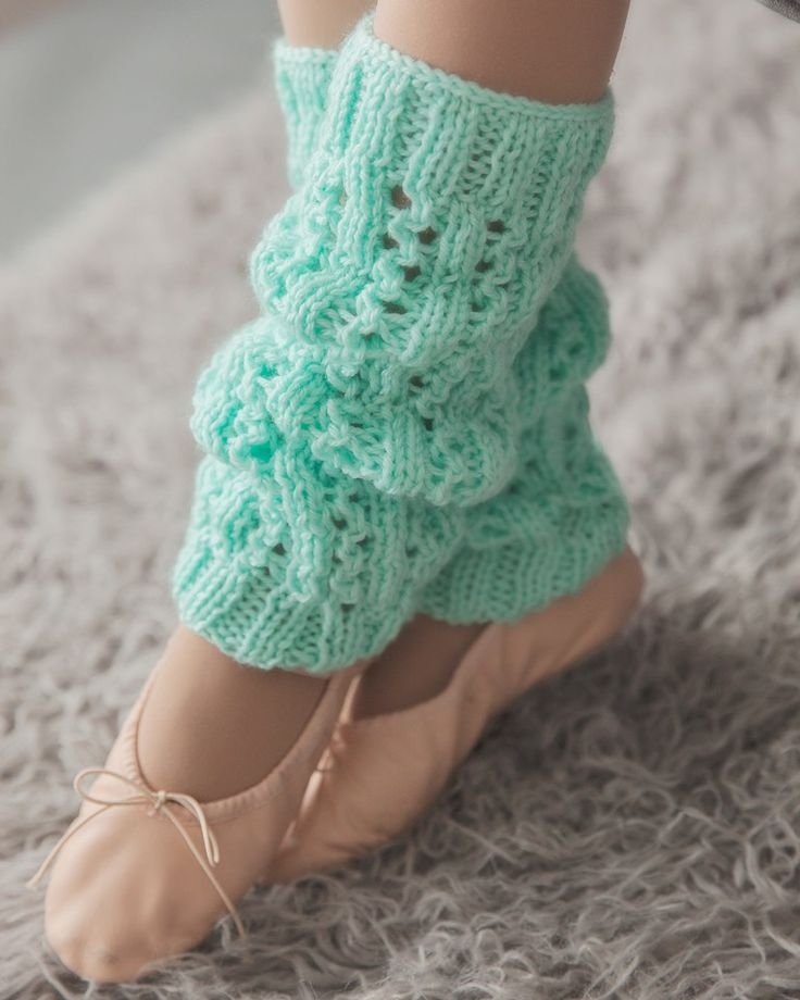 DIY: leg warmers #Knit