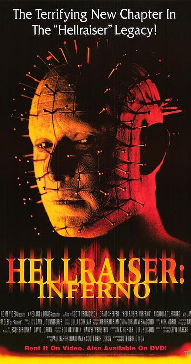 Hellraiser: Inferno (Video 2000) - IMDb