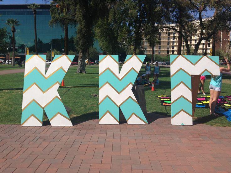 KKG Letters Arizona State Univeristy
