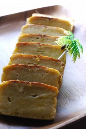「●トロピカルバターモチ」mikitty | お菓子・パンのレシピや作り方【corecle*コレクル】