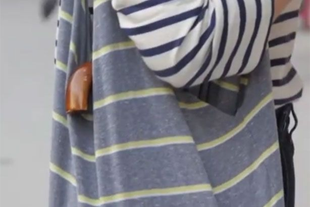How to turn a t-shirt into a tote bag - goodtoknow
