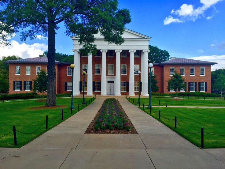 Ole Miss Campus - gorgeous