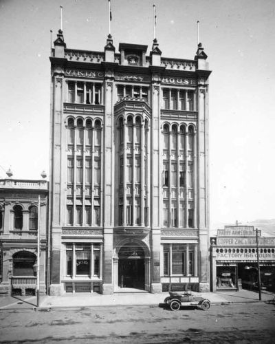 Viking House, William Street, 1920.
