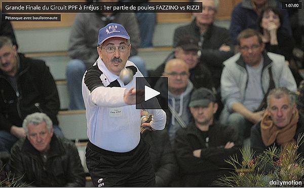 WebTV Boulistenaute, les rediffusions - Circuit PPF - ARTICLES sur la pétanque