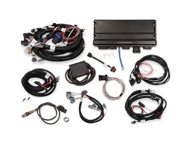Holley +EFI+TERMINATOR+X+MAX+MPFI+Kit+w/+EV6+Injectors+&+DBW+Throttle+Body+&+Transmission+Control+(GM+LS1+&+LS6+&+4L60E+&+ 4L80…   Holley efi, Map sensor, TerminatorPinterest