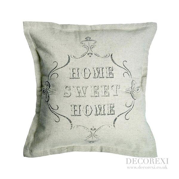 'Home Sweet Home' Cushion