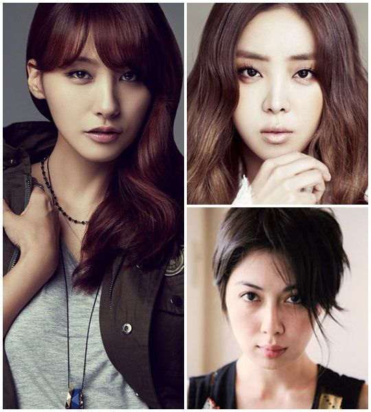 Brown Eyed Girls' Narsha, Yoo In Young, and Ayako Fujitani to premiere their smartphone movies at the '3rd Olleh Smartphone Film Festival'