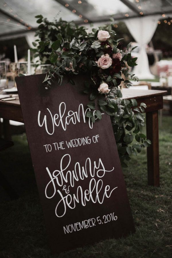 Moody Fairy Tale Wedding in Southlake, Texas