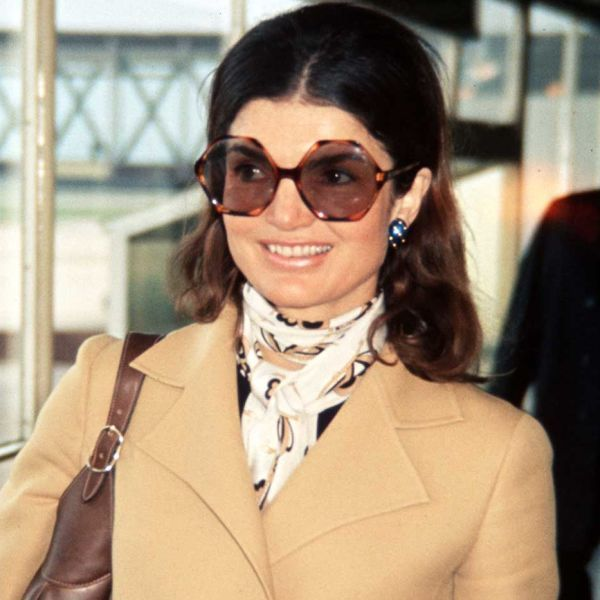 In honor of Jacqueline Kennedy Onassis's birthday today, we pinpointed the staples that were on repeat in her wardrobe during the '70s. Here, everything you need to channel her iconic style through the fall.