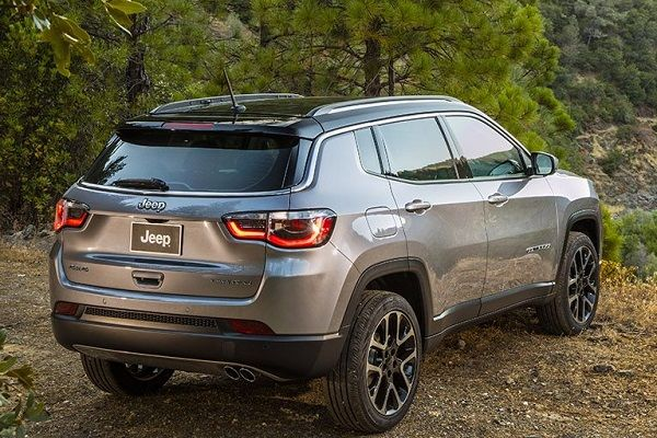 Jeep Compass 2020 Argentina Coches